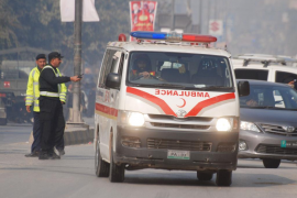 Un sangriento asalto a una escuela causa al menos 148 muertos en Pakistán