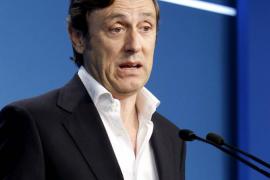 Rafael Hernando, nuevo portavoz del PP en el Congreso
