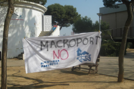 Un 75% de los ciudadanos de Palma, en contra de la ampliación del puerto de es Molinar