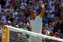 Rafael Nadal jugará mañana en el tercer turno de la Central ante Robin Haase