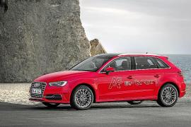 Cinco estrellas para el nuevo Audi A3 Sportback e-tron