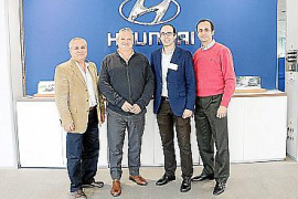 Proa Automoción, líder de ventas en Baleares