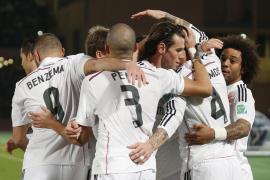El Real Madrid se pasea hacia la final del Mundial de Clubes