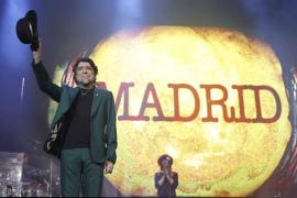 Sabina se sobrepone en su segundo concierto, tras su 'Pastora Soler'