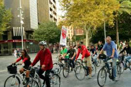 """Biciutat pide más presupuesto para promocionar la """"cultura ciclista"""" en Palma"""