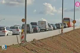 El enlace de la autopista con el Molinar empezará  a funcionar en febrero