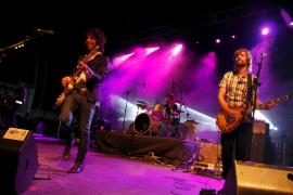 Sidonie encabeza los conciertos del aniversario de BN Mallorca