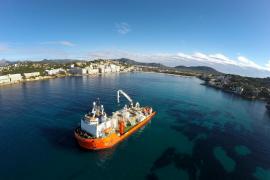 Finalizan los trabajos del segundo cable de interconexión eléctrica entre Eivissa y Mallorca