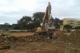 Empiezan las obras del centro deportivo de Cala Millor que costará 1,2 millones