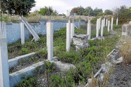 Plazo de un mes para ejecutar la demolición de los adosados de Ruberts