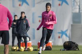 Neymar recibe el alta y podrá jugar ante el Córdoba