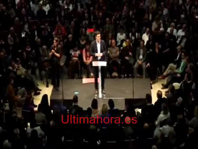Sánchez promete derogar la reforma laboral y restituir la prestación por desempleo si llega a La Moncloa