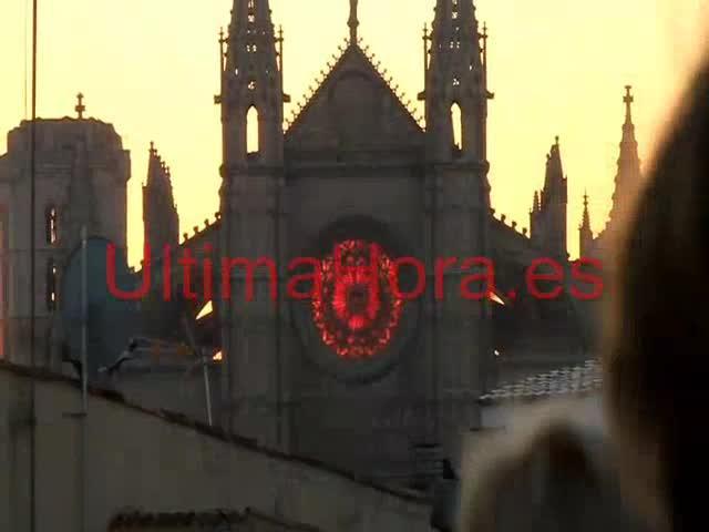 El solsticio de invierno llena de luz la Catedral