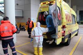 Descartado el posible caso de ébola en Mallorca