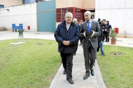 Un centenar de presos saldrán de la cárcel de Palma con permisos navideños