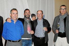 Cóctel de gala de los Premios Golf 2014