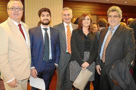Homenaje a Juan José Hidalgo en la XIII Diada dels Economistes