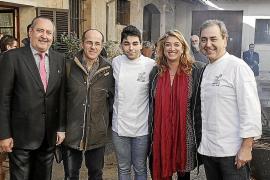 El Grup Serra, designado como Tafoner Major del Oli de Mallorca
