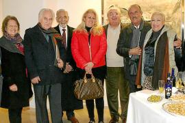Exposición de Estartús en la Galleria Vanrell
