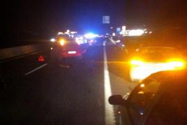 Detenida una mujer que conducía ebria y provocó un accidente en Manacor