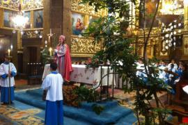Las celebraciones religiosas del santuario de Lluc se retransmitirán por Internet