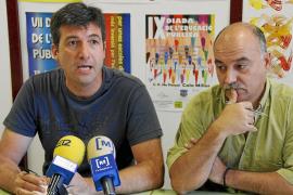 Los padres de alumnos están «muy preocupados» por la educación en Balears
