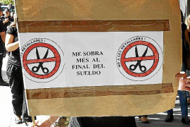 «Bauzá ha de acatar las sentencias y dejar de malgastar dinero público»