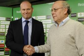 Serra Ferrer «nunca estuvo» en la agenda del Betis