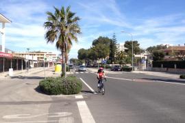 Los hoteleros de Muro adelantan el dinero para realizar el carril bici