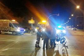 Un fugado de un accidente en Marratxí es cazado en un bar bebiendo cerveza