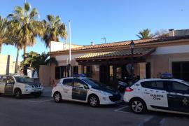 Localizados nueve magrebíes llegados en patera a la costa de Santanyí