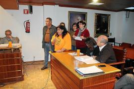 Recriminaciones de los afectados por las hipotecas al Ajuntament de Inca