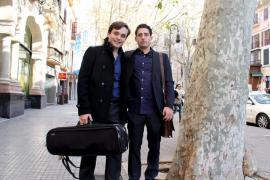Homenaje de Francisco Fullana y Óscar Caravaca a la Serra de Tramuntana