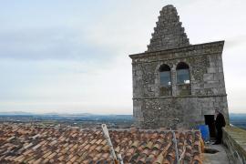 La iglesia parroquial de Sant Pere de Búger estrena nueva cubierta