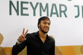 Neymar: «No sé si es posible ser el  mejor del mundo con Cristiano y Messi»