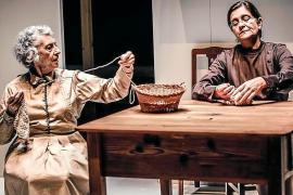 Aina Segura y Lina Terrassa, hermanas en 'Ca Nostra'