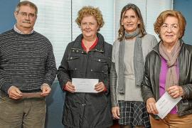 La Fundación Abel Matutes dona 24.000 euros a cuatro asociaciones benéficas con sede en las Pitiüses
