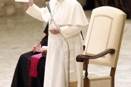 El papa Francisco dice a las familias numerosas que son la esperanza social