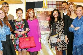 Evento de la artista Pilar García en Mulberry