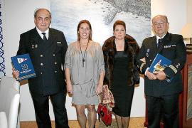 Cena de la Real Asamblea Española de Capitanes de Yate