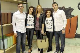 Inauguración de la tienda O Bag en Palma