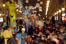 La Cabalgata de los Reyes Magos de Palma no pasará por la Avenida Portugal