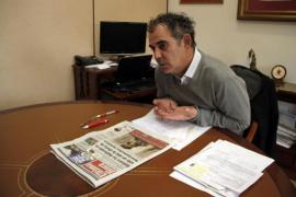 'Lluisito'«no será el pregonero de las fiestas» de Llucmajor