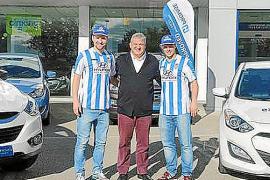 Proa Automoción, apoya al Club Atlético Baleares