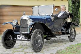 """Citroën 5 HP Tornado, de los """"locos años veinte"""""""