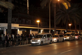 Los taxistas de Palma, favorables a hacer el recorrido de las líneas EMT por 1,5 € por pasajero
