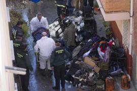 Un niño, su abuela y su tío mueren en el incendio de una vivienda en Murcia