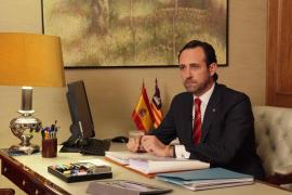 Bauzá: «2015 tiene que ser, sobre  todo, el de la salida definitiva y firme de la crisis»