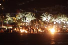 Sant Joan, noche mágica en Eivissa