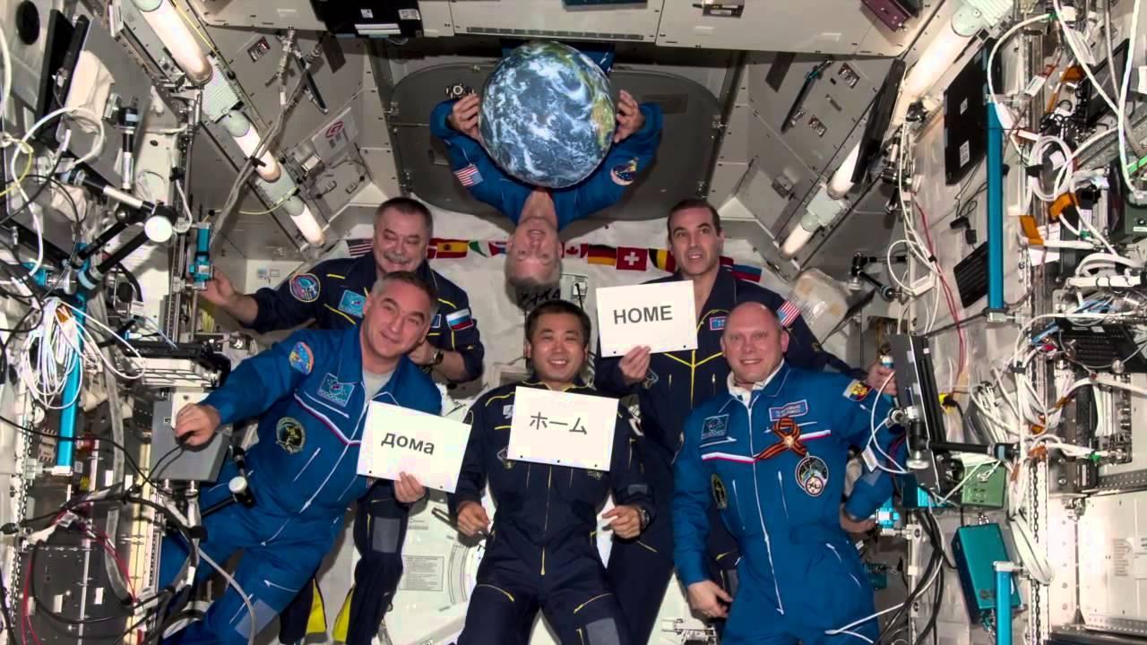 La NASA edita un emotivo vídeo sobre la Estación Espacial Internacional